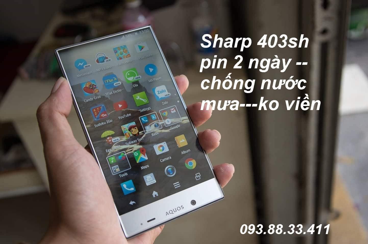 SHARP 403SH