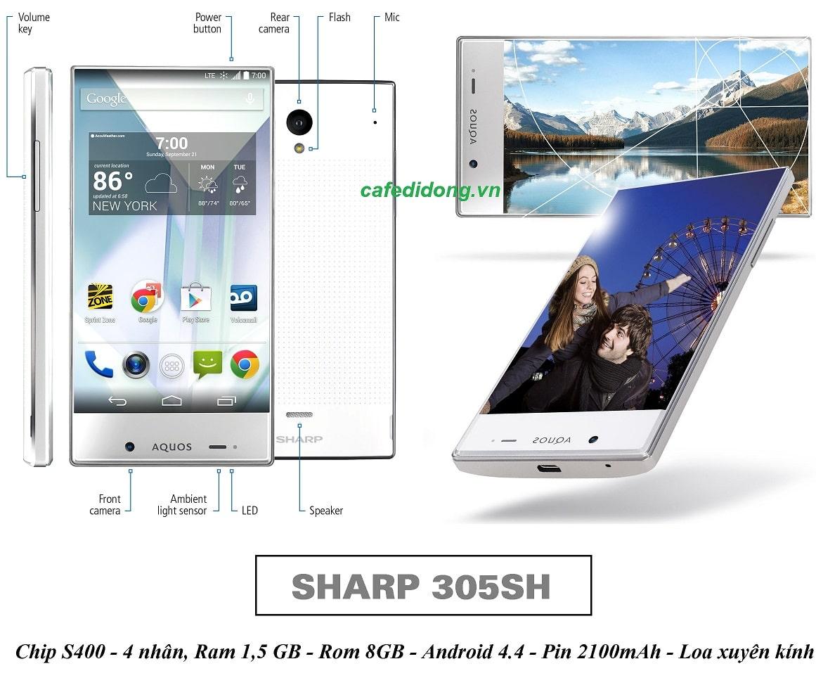 SHARP 305SH