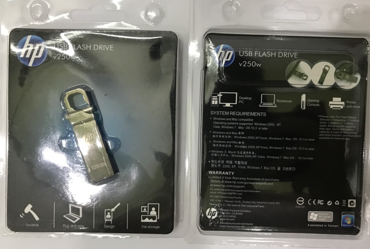 USB HP 128GB