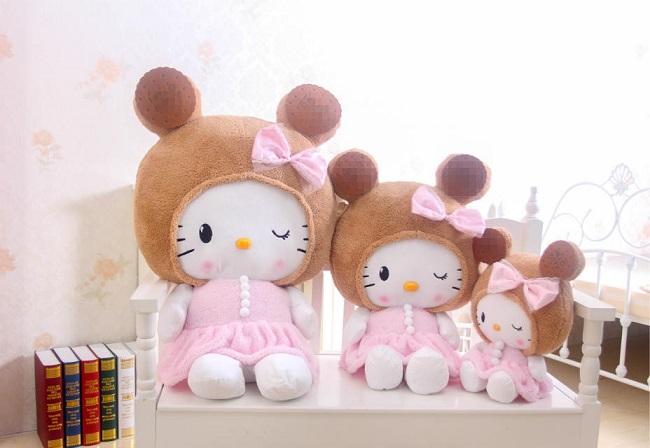 Thú bông Hello Kitty