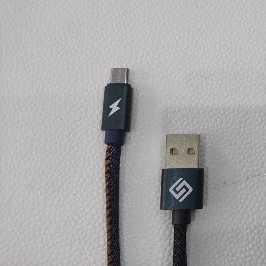 CÁP JEAN SIÊU BỀN MICRO USB