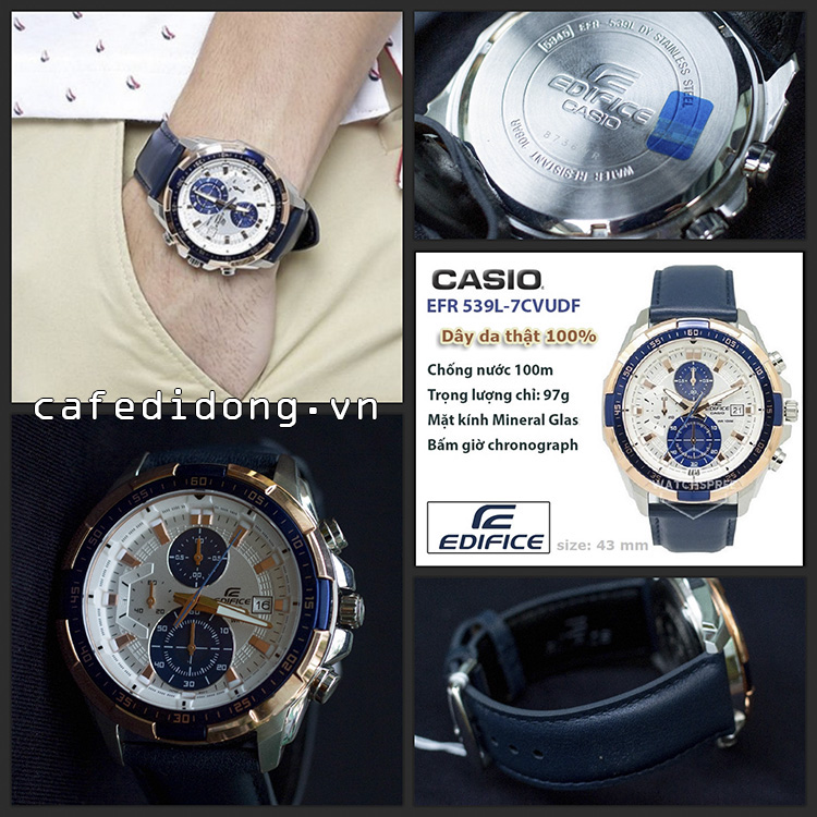 CASIO EFR 539L-7CVUDF
