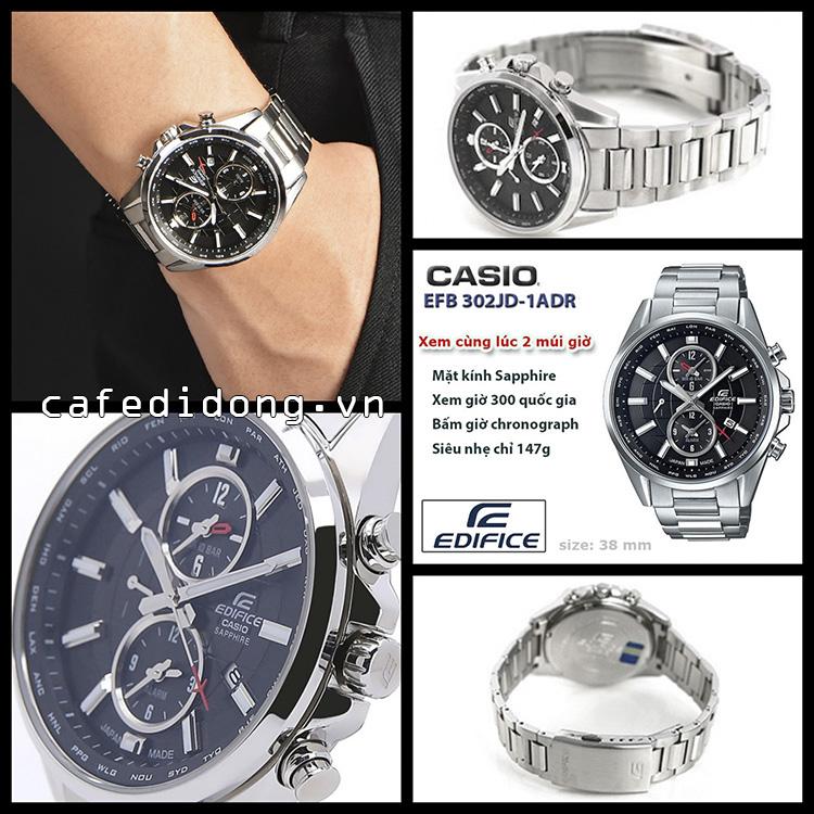 CASIO EFB 302JD-1ADR