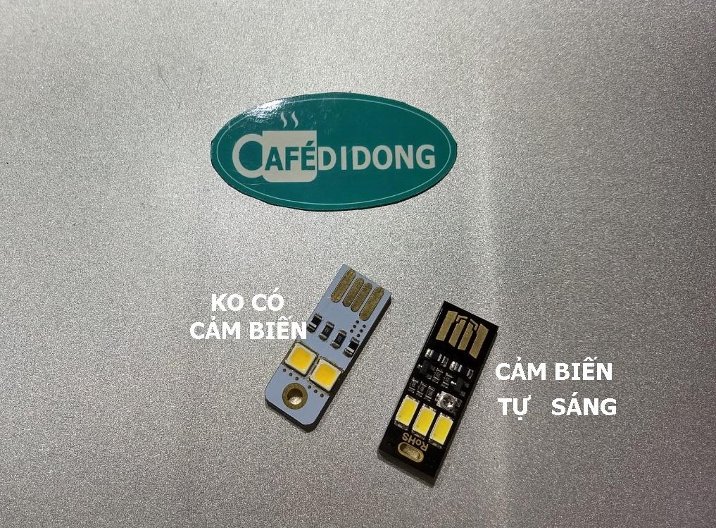 USB LED CẢM BIẾN TỰ SÁNG