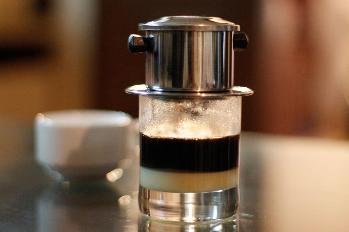 Cafe sữa - Nâu đá