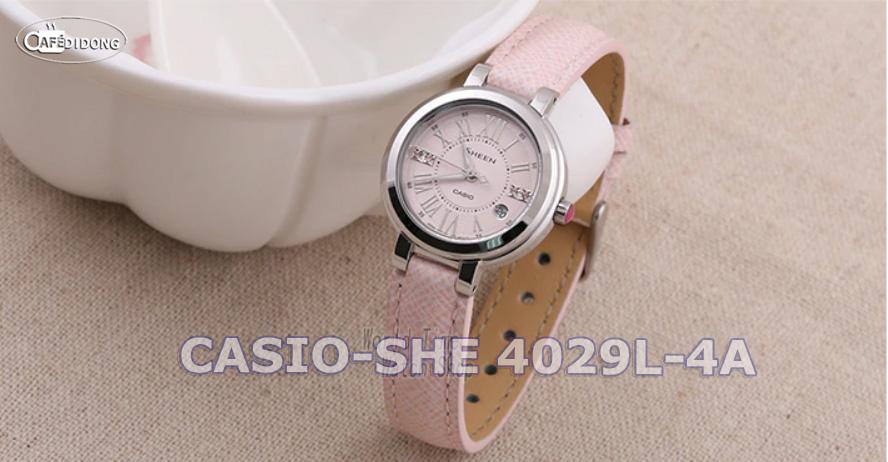 CASIO SHE 4029L-4A