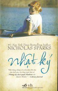 Bìa - Nhật Ký - Nicholas Sparks